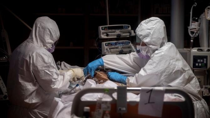 Няма починал през последното денонощие сред заразените с коронавируса в Чехия