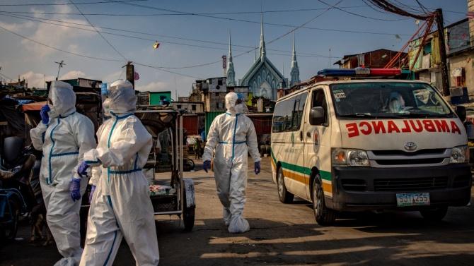 Филипинската полиция затвори незаконна клиника, за която се твърди, че