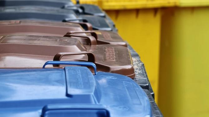 Общо 316,8 килограма опасни битови отпадъци са предадени за два