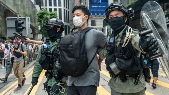 Помпейо: Хонконг вече не разполага с обещаната автономия