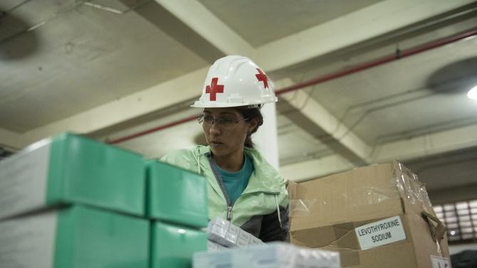 Украйна получи хуманитарна помощ от България