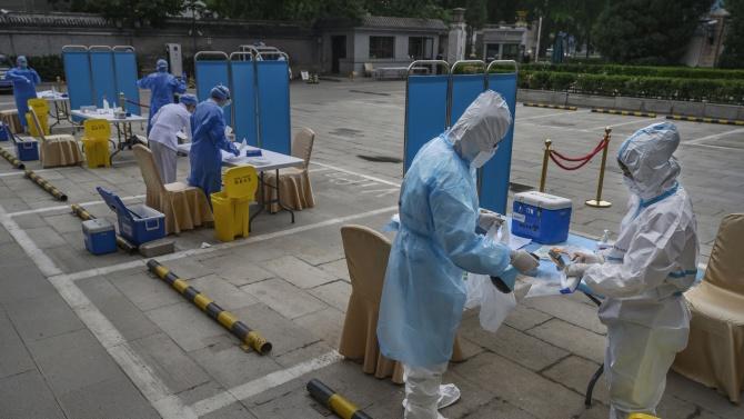 Само два нови случая на коронавирус в Китай