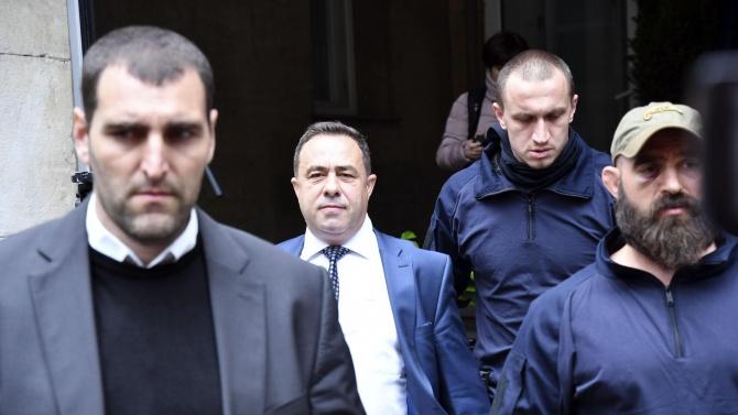 Отведоха на разпит зам.-министъра на екологията Красимир Живков