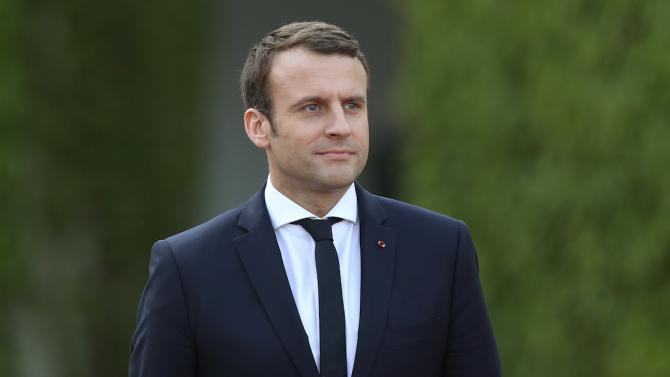 Русия ще покани френския президент Еманюел Макрон Еманюел Макрон е