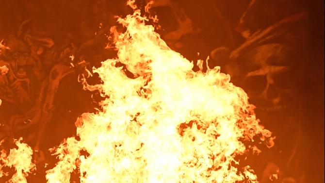 Брат уби сестра си с огън