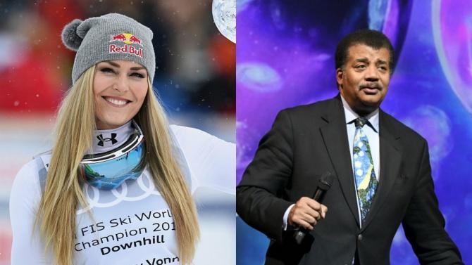 Бившата суперзвезда на алпийските ски Линдзи Вон зададе въпрос в