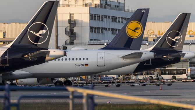 Lufthansa фалира?