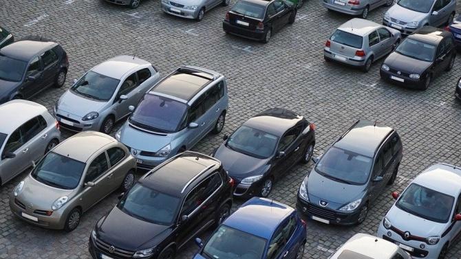 """Община Монатна отвори нов паркинг в на улица """"Индустриална"""" в"""