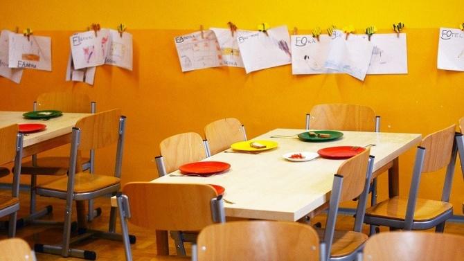 Работата на детските ясли и градини на територията на община