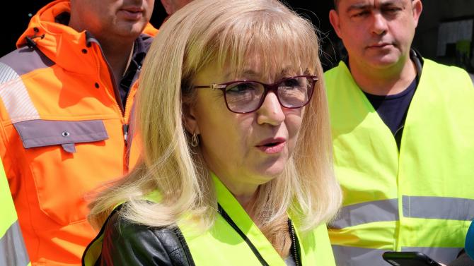 Аврамова: COVID-19 не е спирал строителството в България