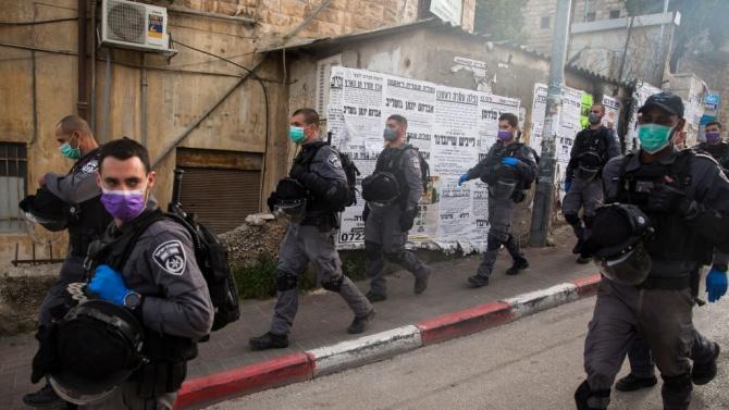 Израелската полиция застреля палестинец в Ерусалим