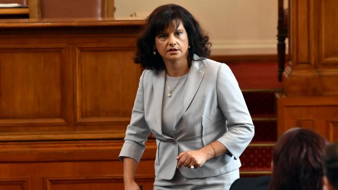 Даниела Дариткова: Действията на прокуратурата показаха, че в България няма недосегаеми лица