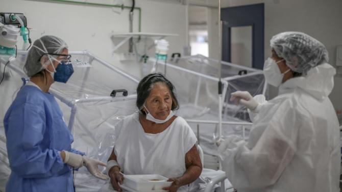 Бразилия задмина Франция по смъртни случаи от COVID-19