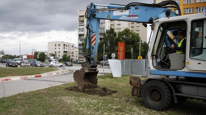 """От днес 31 май започна разширението на столичния булевард """"Тодор"""