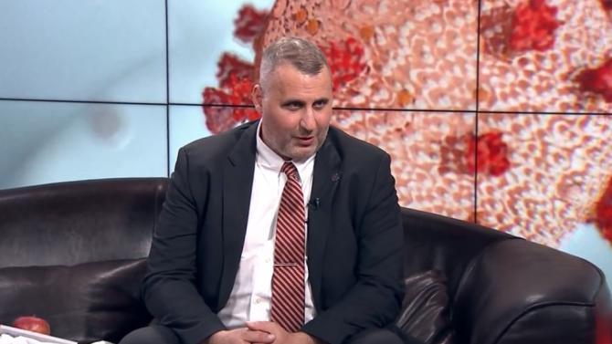 Д-р Николай Велинов: Единственото, което помага срещу коронавируса е дистанцията