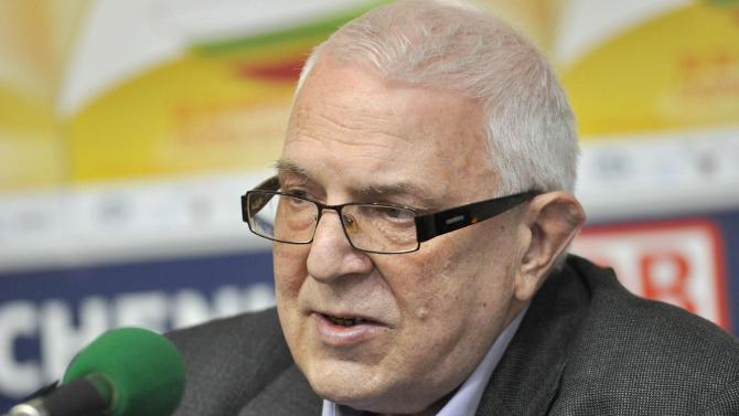 Почина шефът на борбата в Европа Цено Ценов