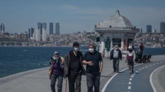Успех за Турция в борбата с коронавируса
