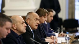 Какво предвижда дневният ред на утрешното заседание на Борисов и министрите?