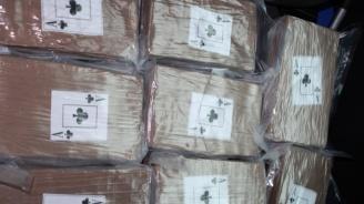 Откриха нови 320 кг кокаин в Студентски град
