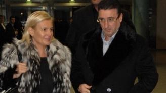 Не пуснаха Ветко и Маринела Арабаджиеви под домашен арест