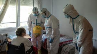 В Испания отчетоха втори пореден ден само с един смъртен случай от COVID-19