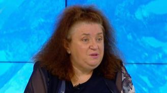 Използването на кръвна плазма е доста обещаващо, заяви проф. Радостина Александрова