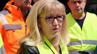 Аврамова: COVID-19 не е спрял строителството в България