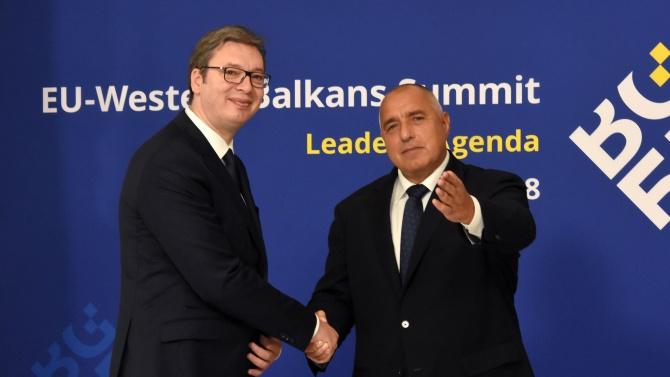 Президентът на Сърбия Александър ВучичАлександър Вучич – сръбски юрист и