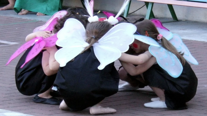 Празник за най-малките организира община Перник заедно с Общинския младежки