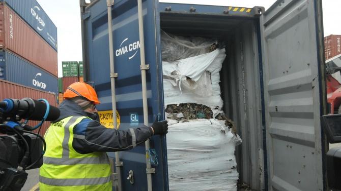 Прокурор обясни има ли последици от третирането на опасни отпадъци