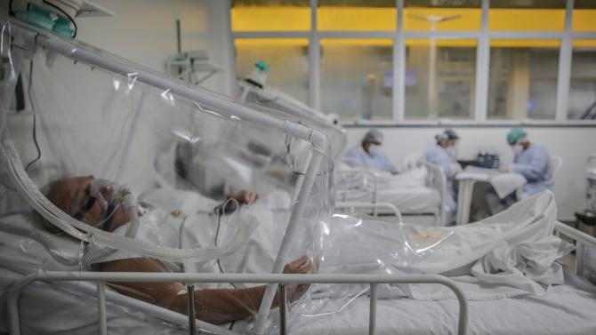 Над 4800 са до момента жертвите на коронавируса в Русия
