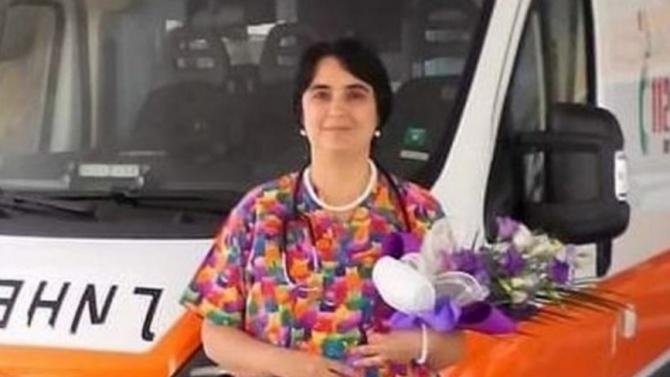 Събират дарения за сина на д-р Илияна Иванова, починала от COVID-19
