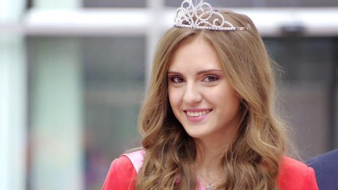 Абитуриентката от Математическа гимназия Мария Петрова бе избрана от казанлъчани