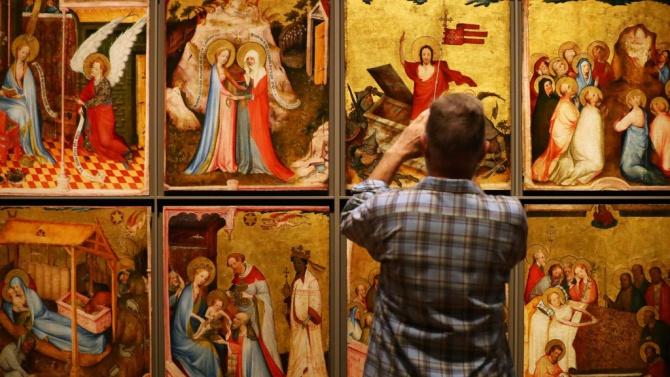 """Нидерландските музеи отвориха за посетители, съобщи Асошиейтед прес. """"Нощна стража"""""""