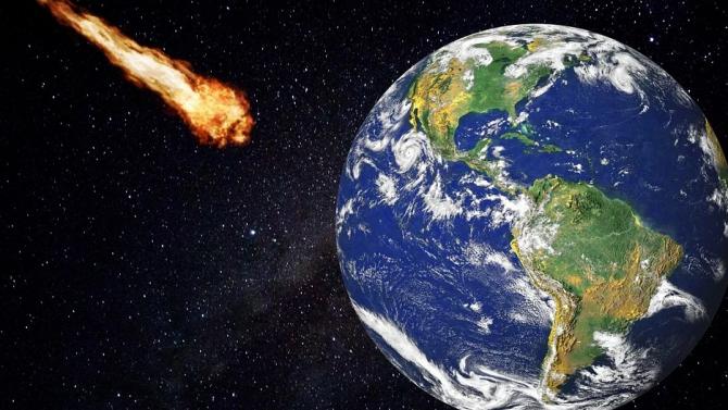 Потенциално опасен астероид прелита край Земята