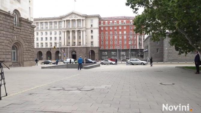 Движението в София спря в 12.00 часа в памет на Ботев