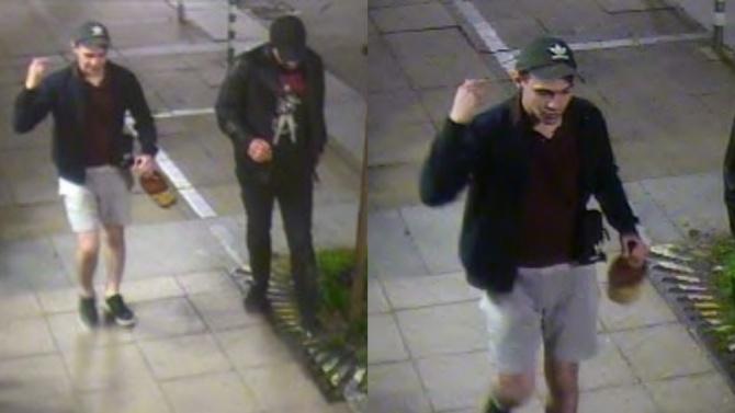 Полицията търси съдействие: Издирваме двамата за престъпления