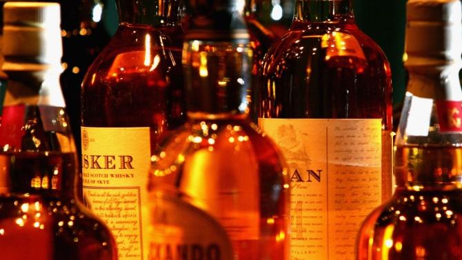 Крадци задигнаха алкохол за 17 000 долара в Южна Африка