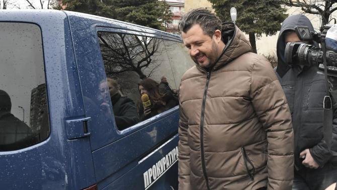 Тодор Марков от ДКХ, обвинен за участие в престъпната група на Божков, излиза на свобода срещу 15 000 лв.