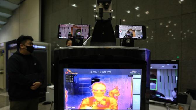 Райони около столицата на Южна Корея забраниха днес събирания на