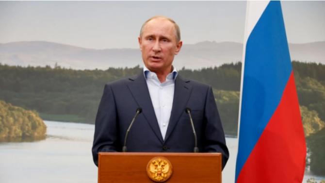 Путин подписа указ за условията, при които Русия би използвала ядрено оръжие