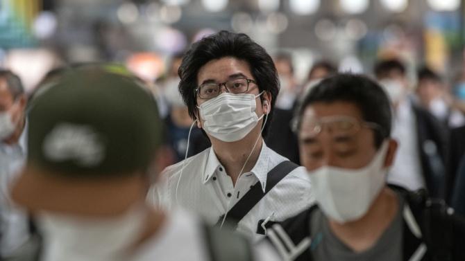 Заразените с COVID-19 в Токио отново започнаха да се увеличават