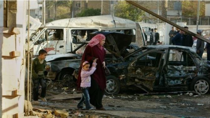 Двама души бяха убити и двама са ранени при избухването