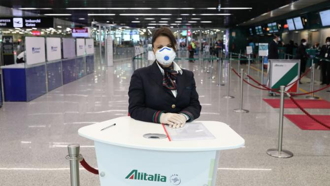 Над 20 летища в Италия ще могат да възобновят обслужването