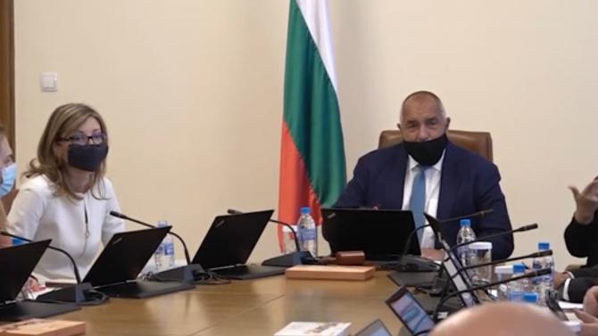 Борисов: На 15 юни трябва да падне всичко, остават социалните мерки
