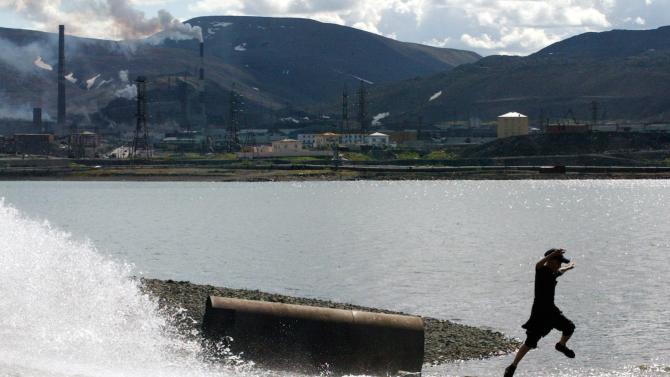 Руските власти обявиха извънредно положение в района на река в