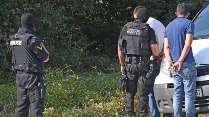 Специализирана полицейска операция за противодействие на битовата престъпност се проведе