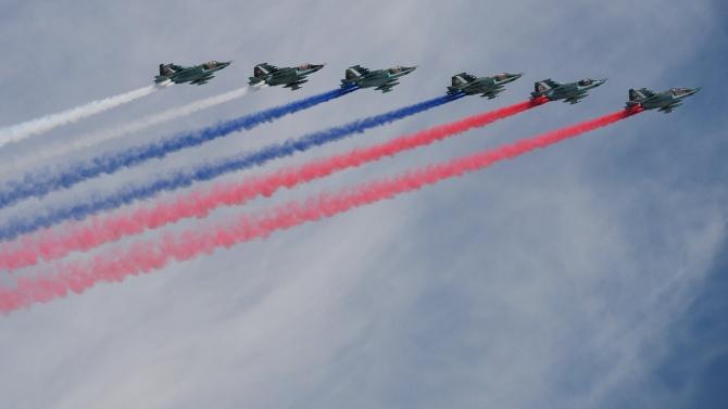 Сирийски активисти: Руски самолети нанесоха удари в провинция Идлиб
