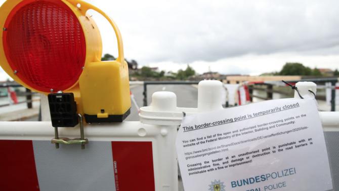 От 15 юни Германия отваря границите си, съобщи външният министър