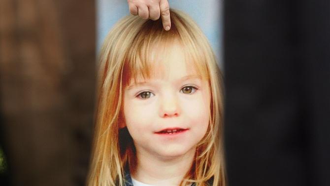 Германец е заподозрян за изчезването на Маделин Маккан преди 13 години